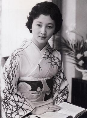 上皇后美智子