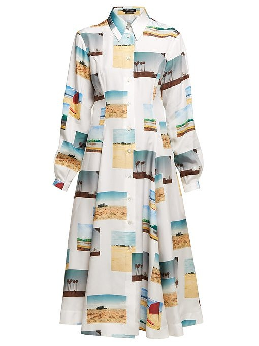 メラニア夫人の2019来日時のファッション(ワンピース)が気になる3