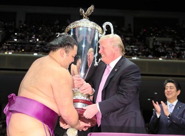 大相撲トランプ杯1