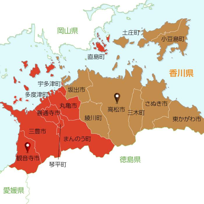 聖火リレールート地図12