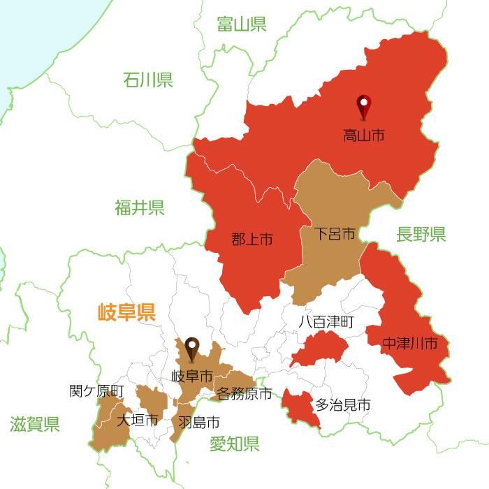 聖火リレールート地図5