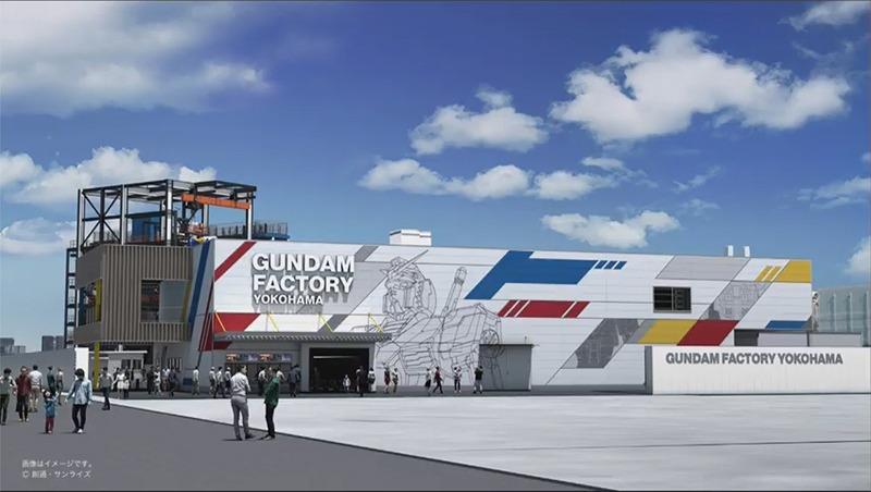 【GUNDAM-FACTORY-YOKOHAMA】2020年夏実物大ガンダム動くガンダム山下ふ頭に登場7