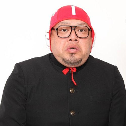 金曜日レギュラー出演者:くっきー!(野性爆弾)