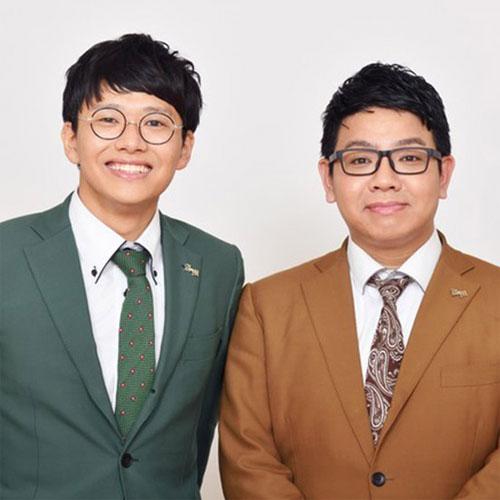 火曜日レギュラー出演者:ミキ(昴生・亜生)