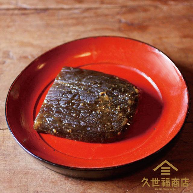 久世福商店:酒粕に4回漬け替えた奈良漬け瓜